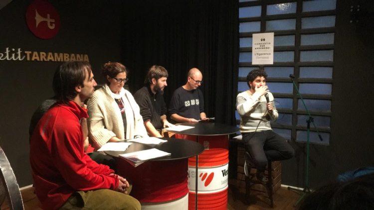 Presentació dels projectes participants a l'acte de Cardedeu Autosuficient, Compartir per aprendre