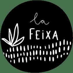 Logotip de La Feixa, cercle.