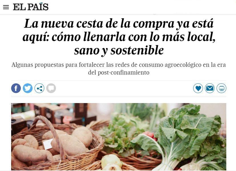 Retall article El País